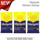 Marigold Extra-Life Kitchen Cleaning Washing up Rubber Gloves│Small/Medium/Large