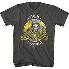 AC/DC Angus Young High Voltage Adult T Shirt Heavy Metal Band Merch image