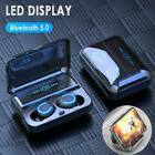 F9-5 TWS IPX7 Waterproof Wireless Bluetooth 5.0 Earphones Stereo Sports Earbuds