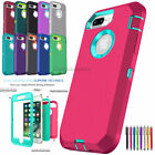 For iPhone 6s 7 8 Plus 11 12 Pro Max XR XS Max SE 5C ULTRA SHOCKPROOF Cover Case