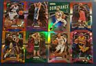 Внешний вид - 2019-20 Prizm Basketball Star Legend Red White Blue Green Silver Ice Etc U Pick