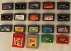 NINTENDO DS/3DS/GBA/GAMEBOY GAMES!! Pick & Choose Video Games!!! ***TESTED***