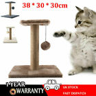 UK Cat Tree Scratcher Scratch Post Kitten Climb Toy Scratching Activity Centre