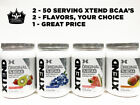 Scivation XTEND ORIGINAL 7G BCAA 100 Servings, 4 FLAVORS - MIX AND MATCH SALE