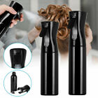 Hair Spray Bottle Mist Barber Water Sprayer Hairdressing 150/300ml Salon Tools