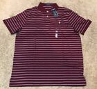 NEW POLO RALPH LAUREN SOFT TOUCH CLASSIC FIT MENS STRIPED SHIRT MSRP 85.00 <br/> 🔥BUY 2 OR MORE GET FREE UPGRADED PRIORITY MAIL SHIP 🔥
