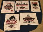 CLEVELAND CAVALIERS CLEVELAND MONSTERS PENGUINS ERIE OTTERS RALLY TOWELS BANNERS on eBay