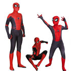 Spider-Man Kids Cosplay Costume Iron Man Spiderman Jumpsuit Fancy Party Dress