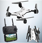 Ancient Control Headless Foldable RC Quadcopter with 5MP 1080P Camera WiFi Drone
