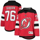 PK Subban New Jersey Devils Youth Home Player Replica Jersey Red
