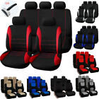 Auto Seat Covers for Car Truck SUV Van - Universal Protectors Polyester 8 Colors $19.99 USD on eBay