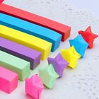 Craft Lucky Star Folding Paper Lucky Wish Star Cute Origami Paper Scrapbooking