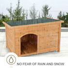 Extra Large Outdoor Barn Dog House Wooden Big XL Dogs Puppy Pet Shelter Kennel F