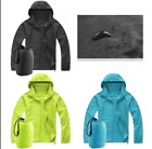 Waterproof Windproof Jacket Men Women Quick drying Lightweight Rain Coat Outdoor