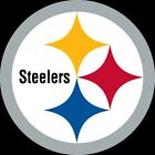 Pittsburgh Steelers Vinyl Decal / Sticker 10 sizes!! Free Shipping with Tracking $9.99 USD on eBay