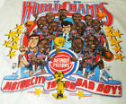 New 1989 Detroit Pistons Bad Boys Motor City White Men All Size T-shirt DF435 on eBay