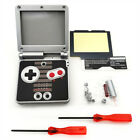 GameBoy Advance SP Classic NES Limited Edition Replacement Housing Shell For GB
