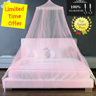 Mosquito Net Folded Full Size Adults Camping Bedding Mesh Canopy 60 *60 *250 cm image