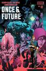Once and Future #8 NM 2020 Boom Studios  image