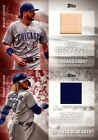 2020 TOPPS SERIES 2 MAJOR LEAGUE MATERIAL JERSEY RELIC SINGLES - YOU PICKBaseball Cards - 213