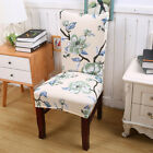 Stretch Dining Chair Cover Removable New Slipcover Washable Banquet Furniture