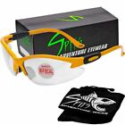 Cougar YELLOW Magnifying Bifocal Safety Glasses
