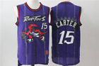 Men's Toronto Raptors Vince Carter Mitchell & Ness Purple Classics Jersey