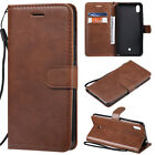 NEW Magnetic PU Leather Flip Wallet Phone Case Cover For LG Stylo5 K40S Q60 V50