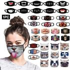 Kyпить 3D-Print Funny Face Mask Protective Covering Washable Reusable Adult-Unisex US на еВаy.соm