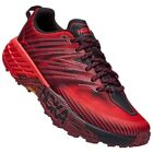 HOKA ONE ONE Speedgoat 4 Cordovan/High Risk Red 1106525-CHRRD/