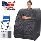 2L Portable Folding Home Steam Sauna SPA Loss Weight Detox Therapy Bodyslim Tent