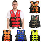 Fishing Life Jacket Water Sports Adult Kid Kayak Boating Swimming Buoyancy Vest