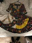 3 Piece Square Dance Outfits