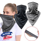Half Face Mask Balaclava Sun Uv Protection Scarf Cycling Neck Cover Motorcycle