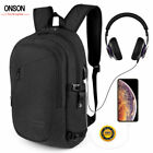 Anti-theft Waterproof Backpack External Usb Charge Port 17