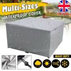 Waterproof Patio Furniture Cover Outdoor Garden Rattan Table Chair Cube Cover~!