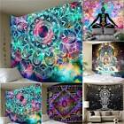 Indian Wall Hanging Large Tapestry Bohemian Hippie Mandala Bedspread Throw Decor