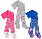 Baby Girls Tights Cotton Rich Knitted Unicorn Tights New Age 0 6 12 18 24 Months