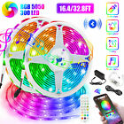 32FT LED Color Change Strip Light 3528 SMD RGB Bluetooth APP Phone Music Control