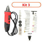 Electric Rotary Grinder Tool Set Polishing Machine Woodwork Jewelry Making Kit