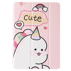 Cartoon Smart Magnetic Flip Leather Stand Case Cover For Huawei MediaPad T3 9.6""