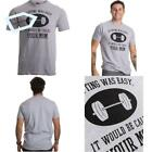 If Lifting Was Easy, It'D Be Called Your Mom | Funny Workout Weight T-Shirt