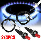 2/4 Pack Universal Piezo Spark Igniter Push Button Gas Fireplace Grill BBQ Stove