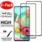 For Samsung Galaxy A71 A51 5G/4G HD Full Cover Tempered Glass Screen Protector
