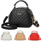 Women Luxury Quilted Handbag Shoulder Purse Crossbody Leather Tote Designer Bags