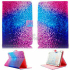 "Case For Onn 7"" inch Android Tablet Slim Printed PU Leather Folio Stand Cover US"
