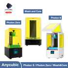 US ANYCUBIC Wash and Cure Machine / Photon S / Zero LCD SLA 3D Printer Resin New