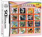 All In 1 Compilation Video Game Cartridge Card For Nintendo DS Super Combo