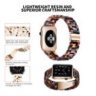 Resin Polyresin Wrist Watch Band Strap Bracelet For Apple Watch series 2/3/4/5/6