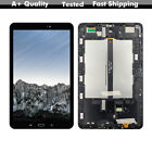 For Samsung Galaxy Tab A 10.1 SM-T580 T585 LCD Display Touch Screen with Frame